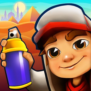 Subway Surfers Smilar