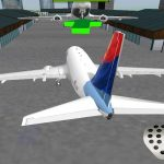 Airplane Parking Mania Simulator 2019