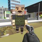 Block Pixel Cop