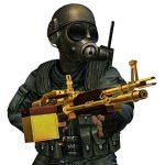 Gold Gun Fury