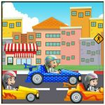Racing Jigsaw Deluxe
