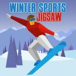 Winter Sports Jigsaw