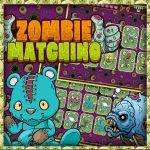Zombie Card Games : Matching Card