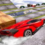 City Car Stunts Simulation Game 3D