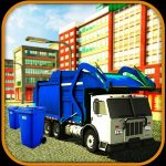 Real Garbage Truck: Trash Cleaner Driving Games