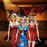 Spooky Halloween Dolls