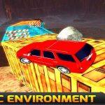 Stunt Jeep Simulator : Impossible Track Racing Game