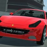 Ferrari Track Driving